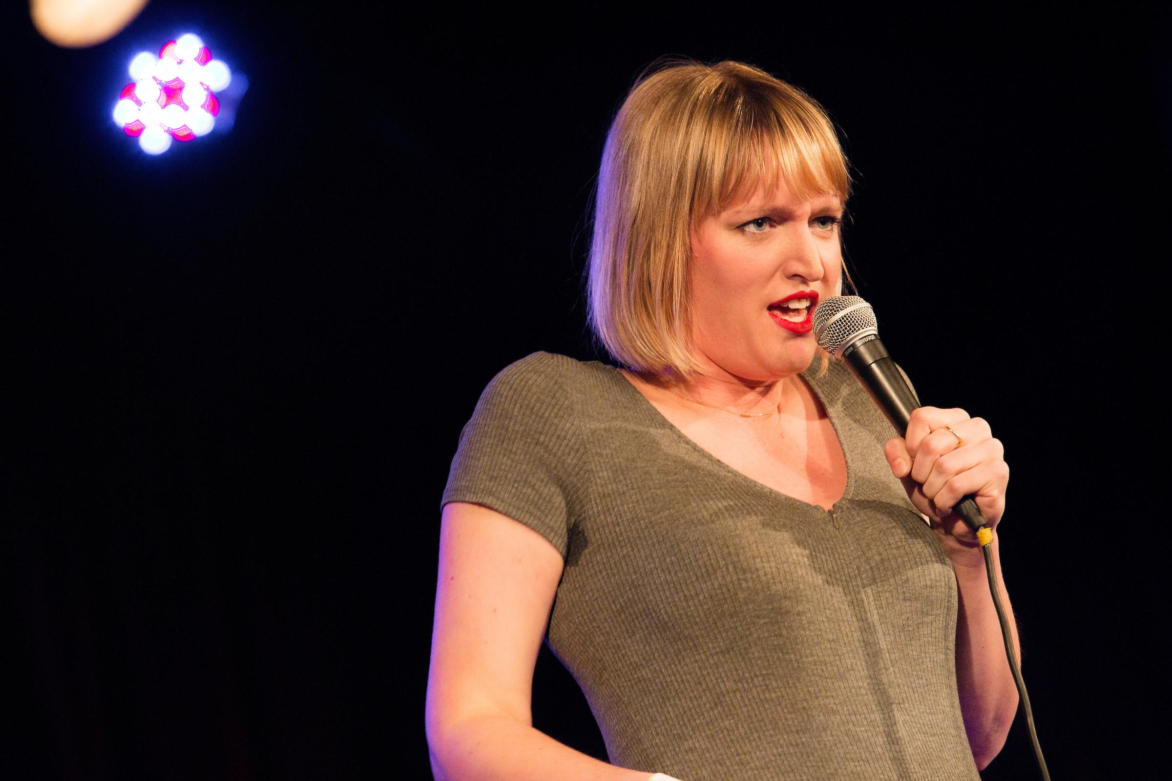 50 First Jokes  Photo: Mindy Tucker