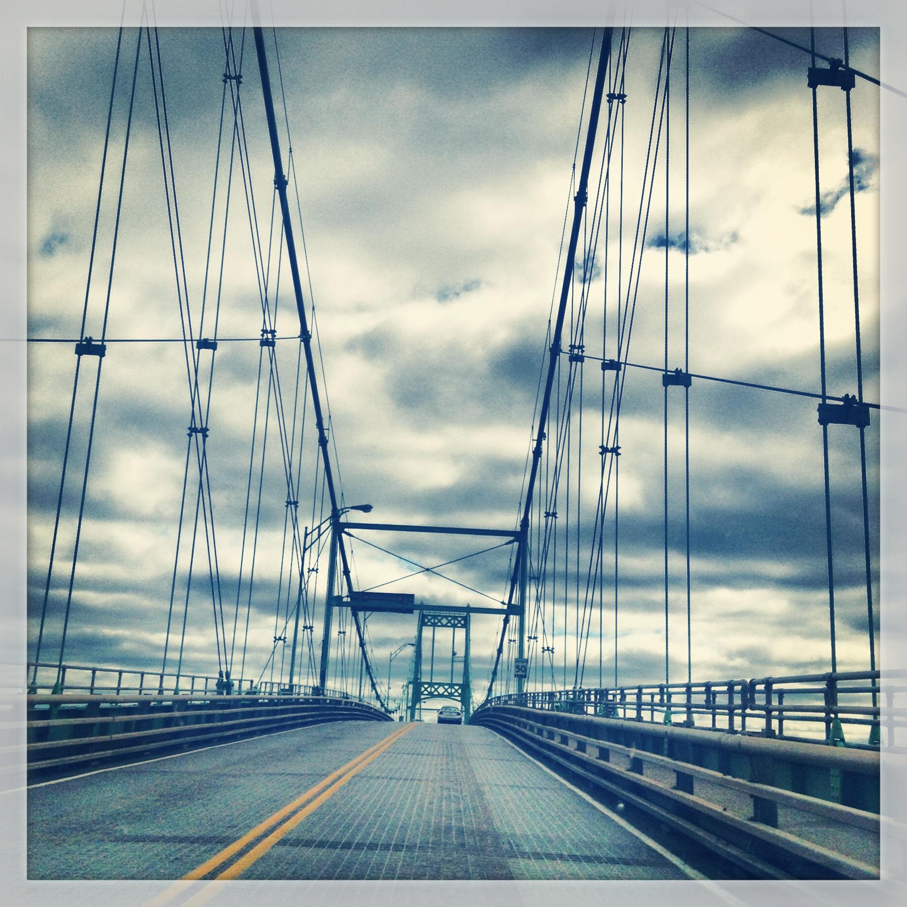 Bridge to the U.S.A.