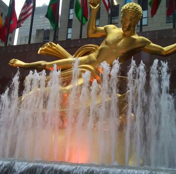 Rockefeller Plaza Fountain.png