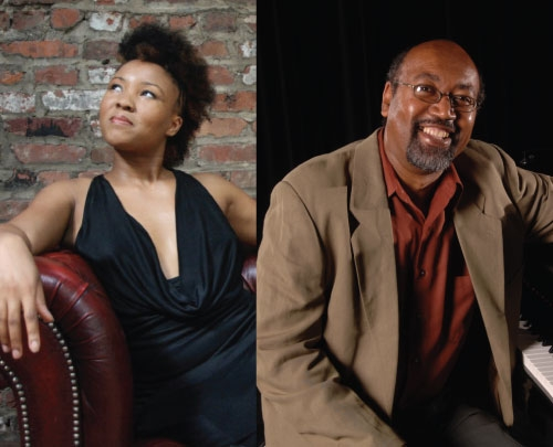 I, Too, Sing America - Sunday, April 14, 2019Malesha Taylor, soprano, and Richard Thompson, pianoIn celebration of National Poetry Month, soprano Malesha Jessie Taylor and pianist/composer Richard Thompson will perform Thompson's original compositions on two song cycles which feature settings of the poetry of Langston Hughes and Paul Laurence Dunbar.