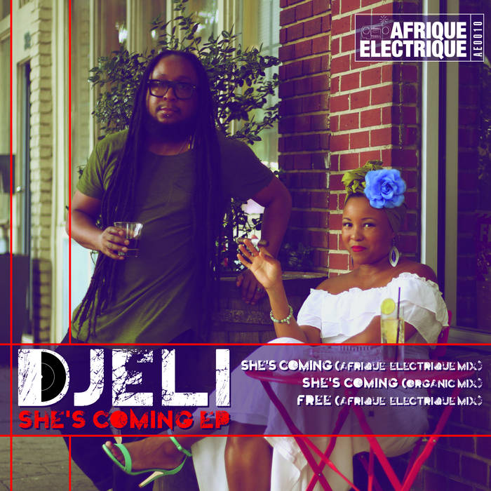 "She's Coming - A new venture, my house music EP with Salah Ananse. We are called, ""DJELI,"" aka Griots are an endogamous caste of performing artists, mediators, and historians that exist throughout West Africa. Look for us Labor Day Weekend at The Atlanta Weekender aka HOUSE IN THE PARK 2019"