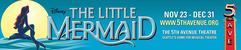 The Little Mermaid  - King Panel