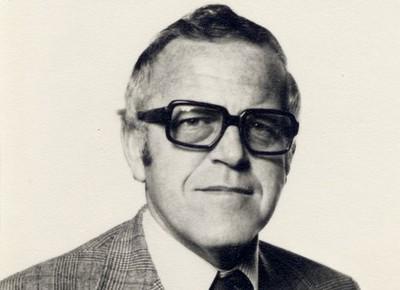 Ben Sherman, Clothing Designer - Martin Sherman's Father