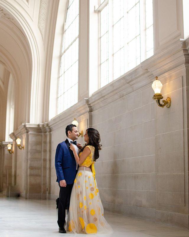 Parag & Shreya // San Francisco, California ⠀⠀⠀⠀⠀⠀⠀⠀⠀ They were married in America at San Francisco City Hall, followed by a complete wedding celebration & ceremony in India. ⠀⠀⠀⠀⠀⠀⠀⠀⠀ .⠀⠀⠀⠀⠀⠀⠀⠀⠀ .⠀⠀⠀⠀⠀⠀⠀⠀⠀ .⠀⠀⠀⠀⠀⠀⠀⠀⠀ .⠀⠀⠀⠀⠀⠀⠀⠀⠀ .⠀⠀⠀⠀⠀⠀⠀⠀⠀ #modernbride #indianbride #ido #sanfranciscowedding #sanfranciscoelopement #eloping #elopement #marriednow #sfwedding #sanfranciscoweddingphotographer # #dreamwedding #destinationwedding #intimatewedding #wedmegood