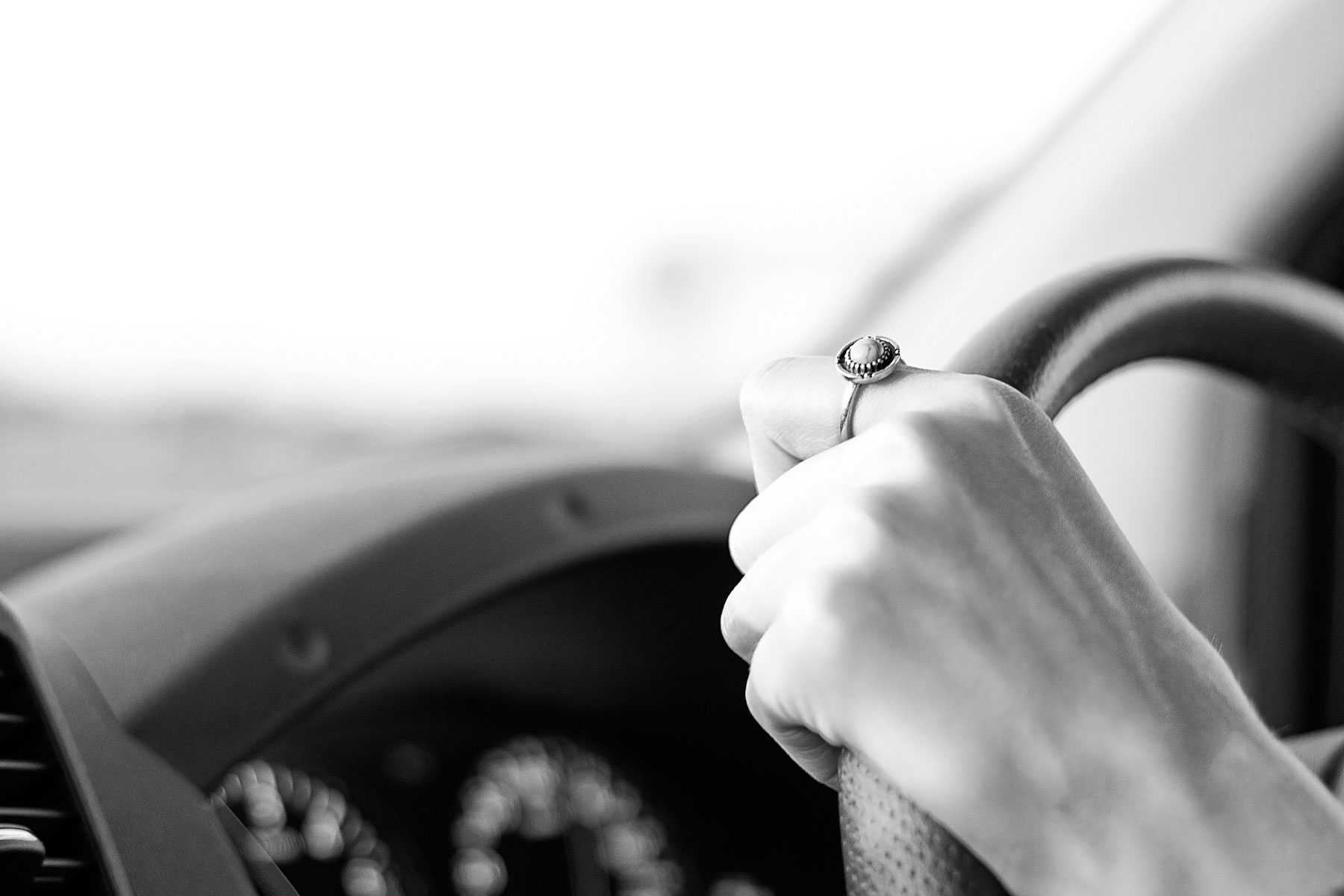 2 Driving hand on wheel Black & White.jpg