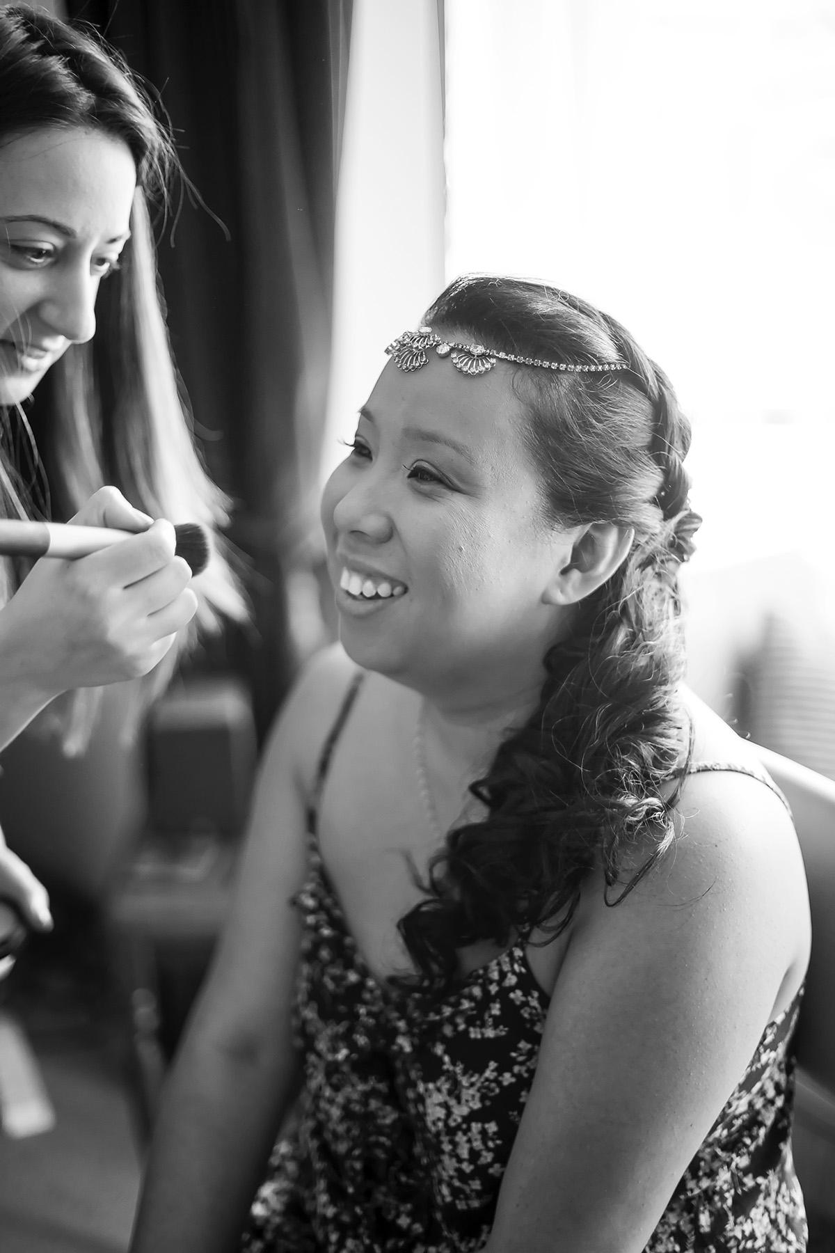 Bridal Party Preparation 03