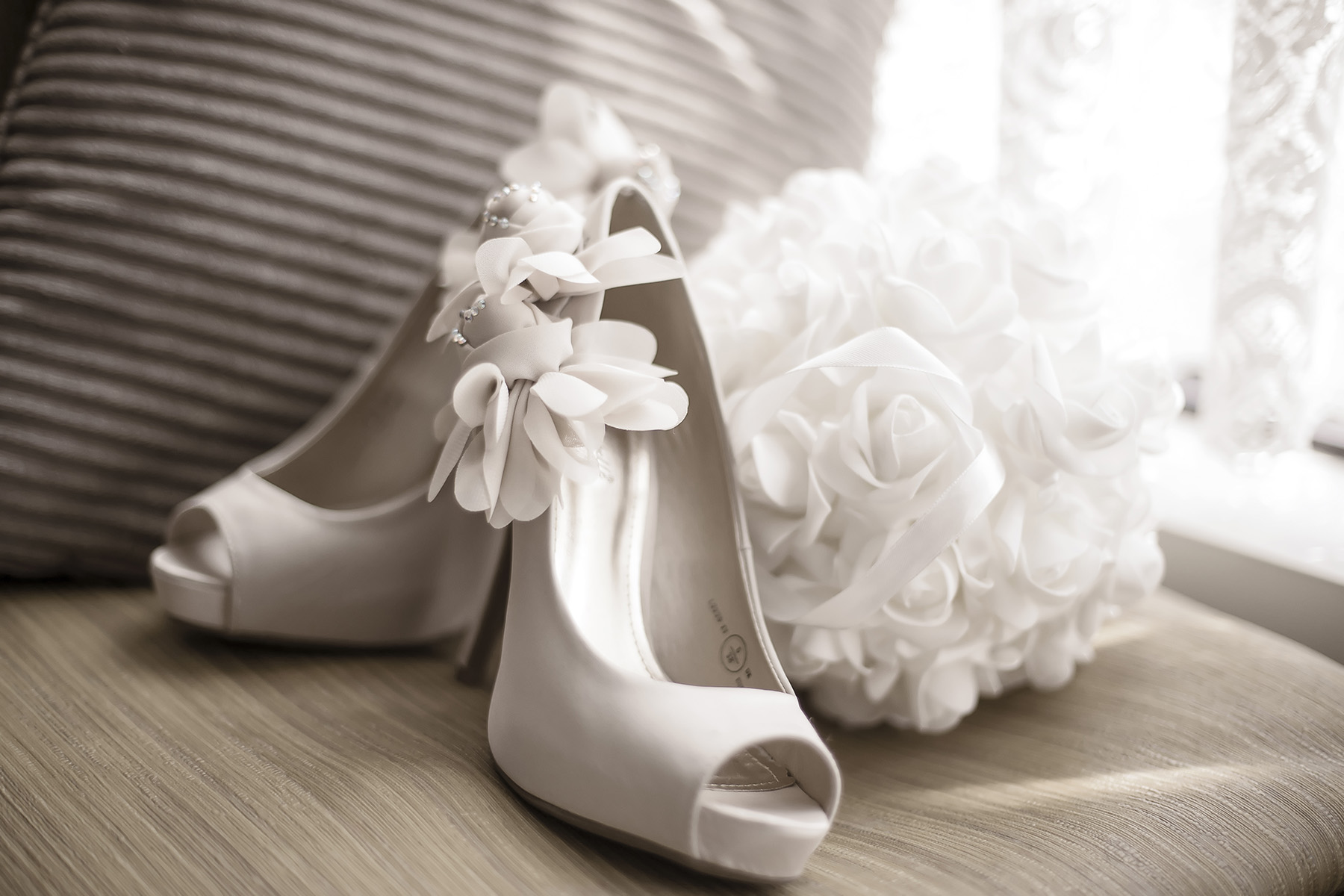 Bridal Party Preparation 11