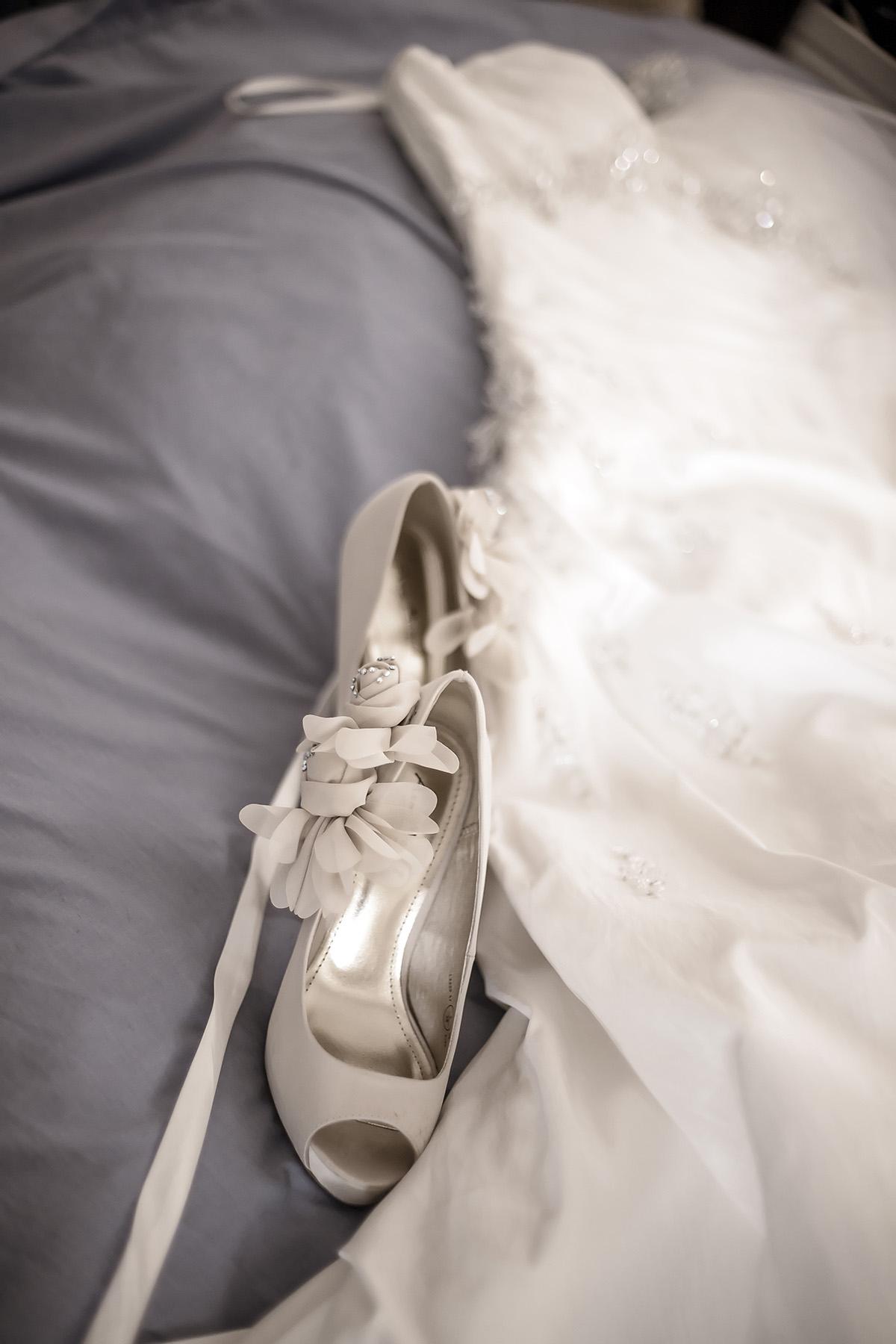 Bridal Party Preparation 16