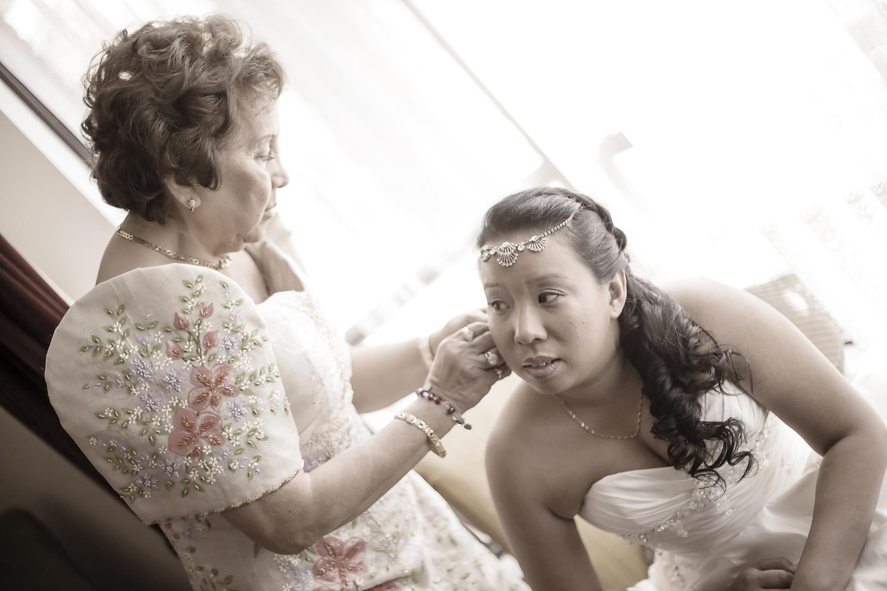Bridal Party Preparation 23