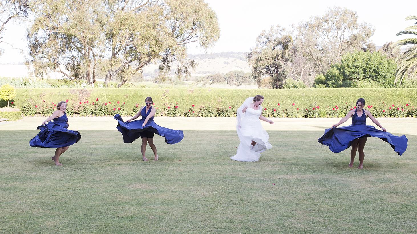Twirling Chateau Tanunda Croquet Garden Wedding Portrait 16-9.jpg