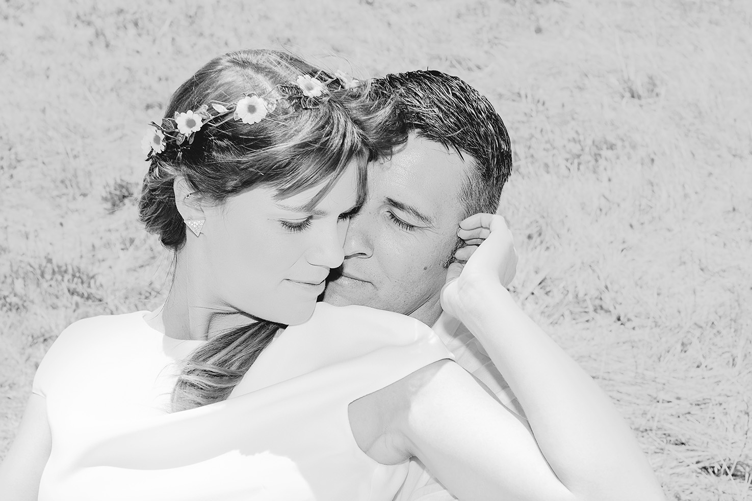 Victor Harbour Wedding Photography 023 black white portrait.jpg