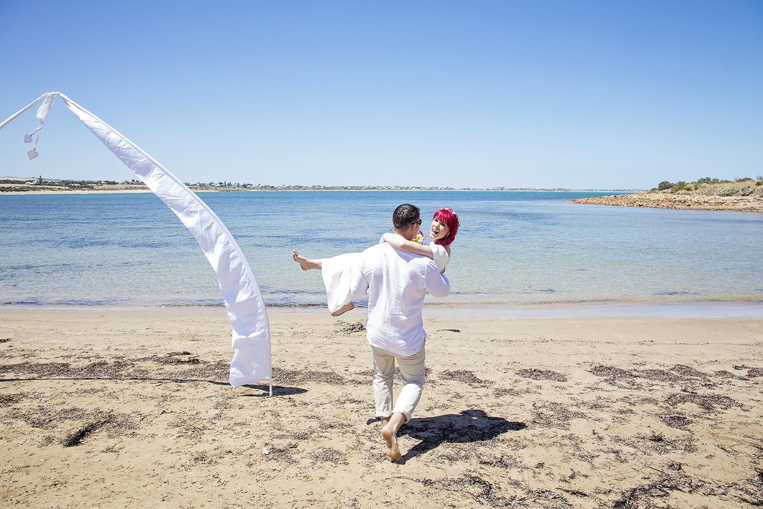 Victor Harbour Wedding Photography 038 beach wedding.jpg