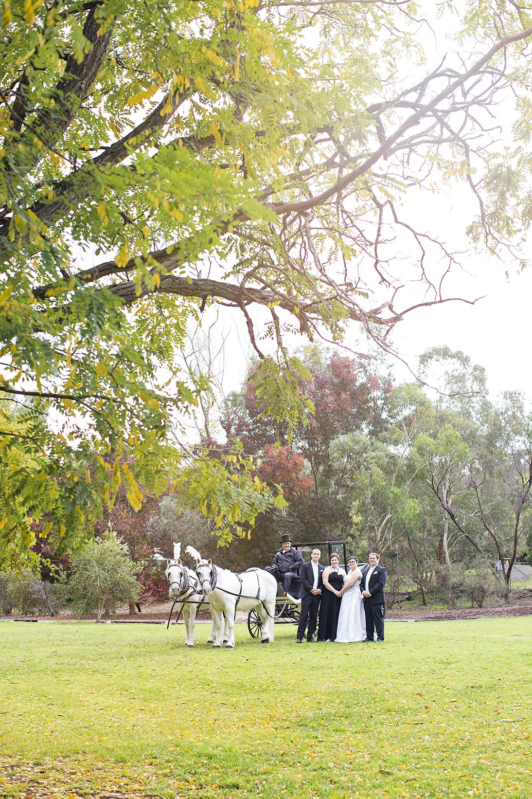 Clarendon Same Sex Wedding Photos 04 Horse & Carriag4.jpg