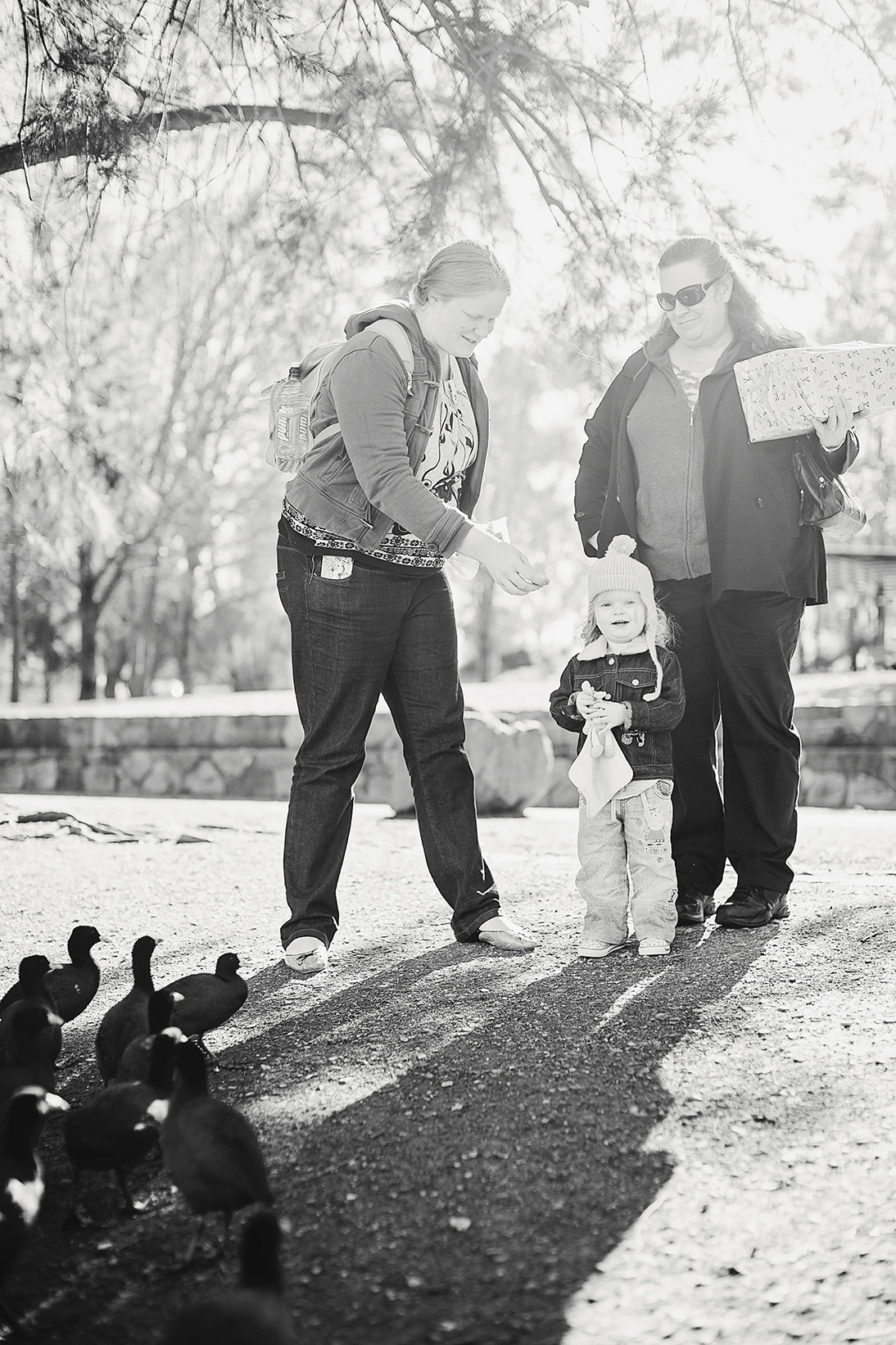 Candid Natural Family Portraits 11 black and white.jpg