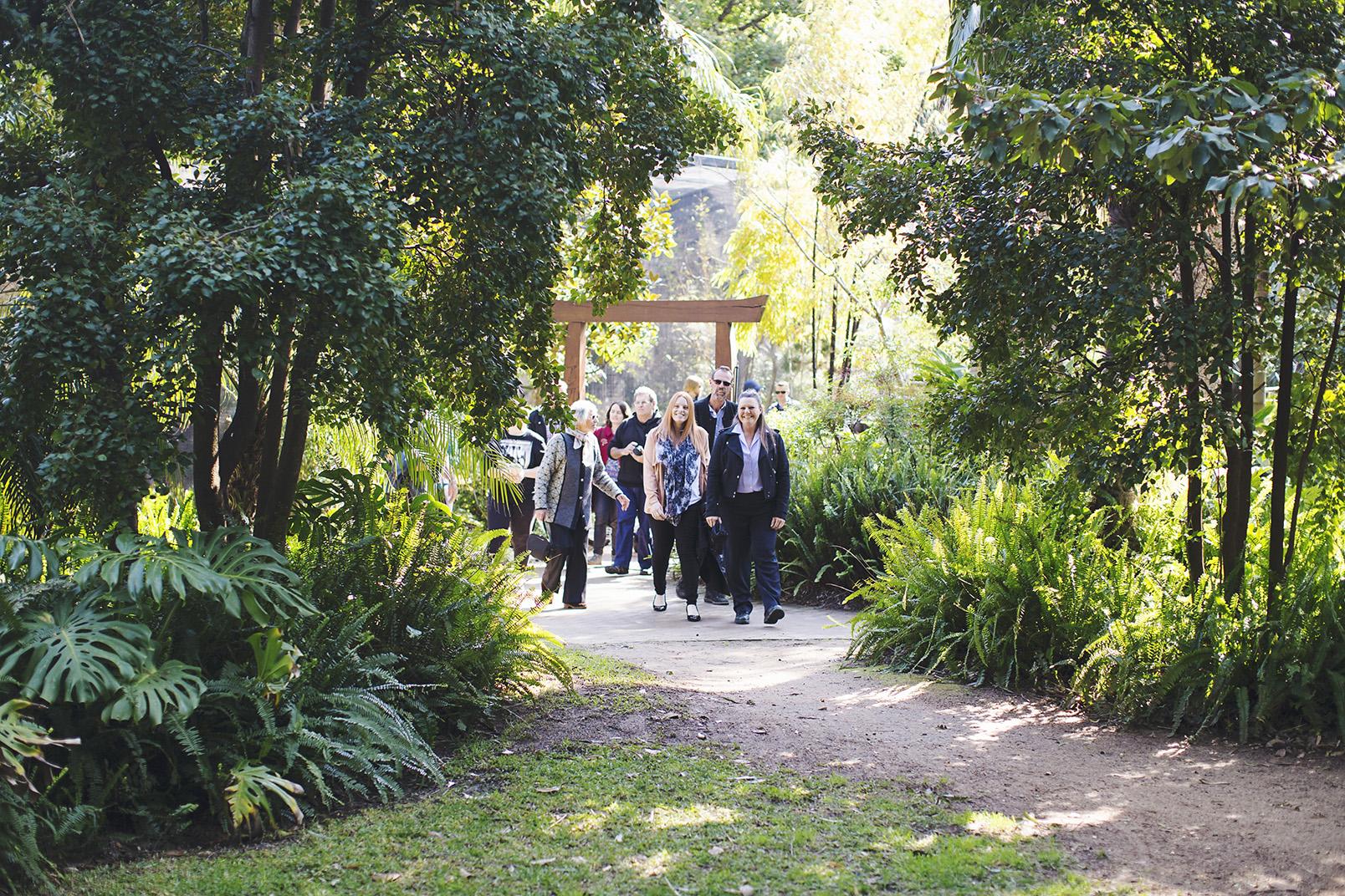 Surprise Adelaide Zoo Wedding 01.jpg