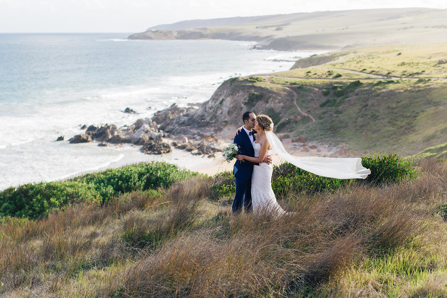 Victor Harbour encounter bay wedding photographer