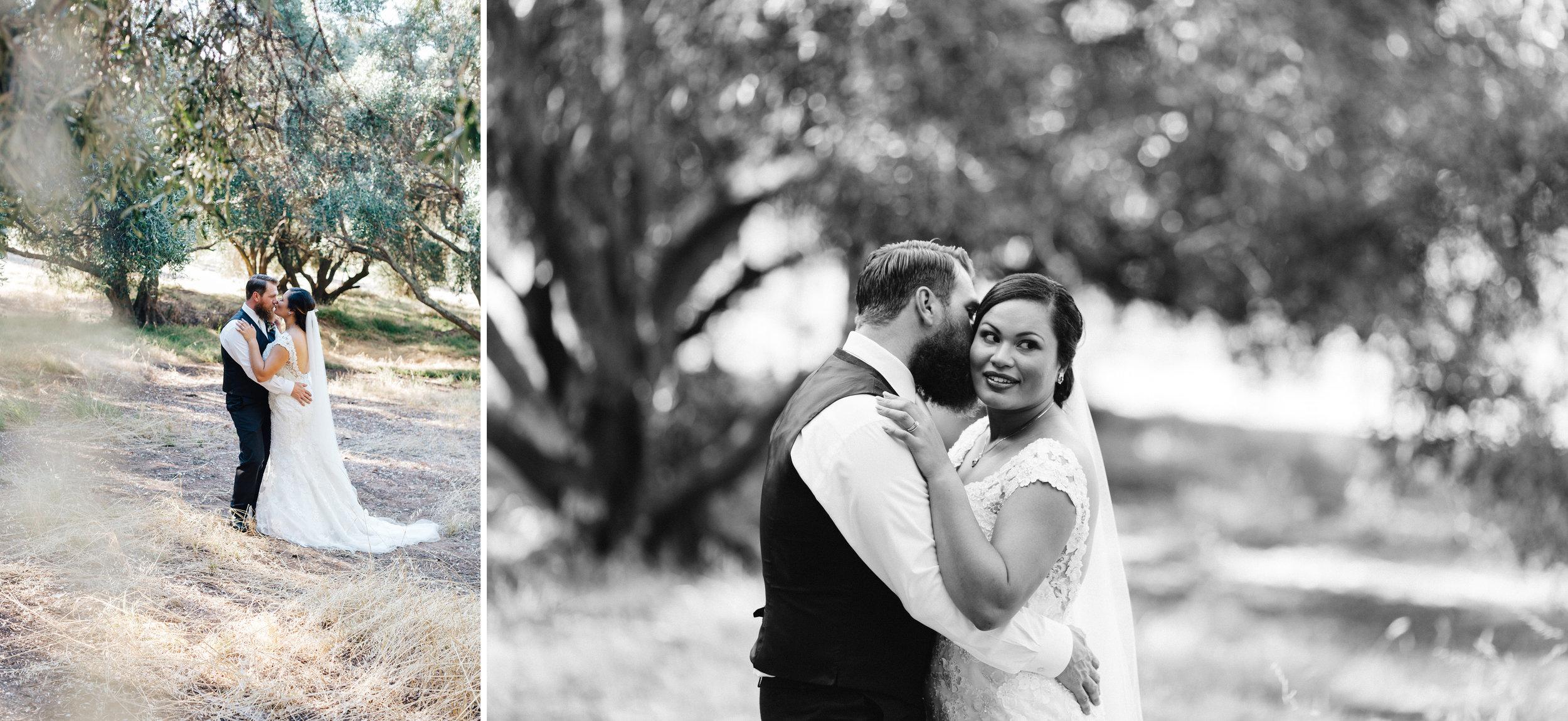 favourite light wedding photography - open shade