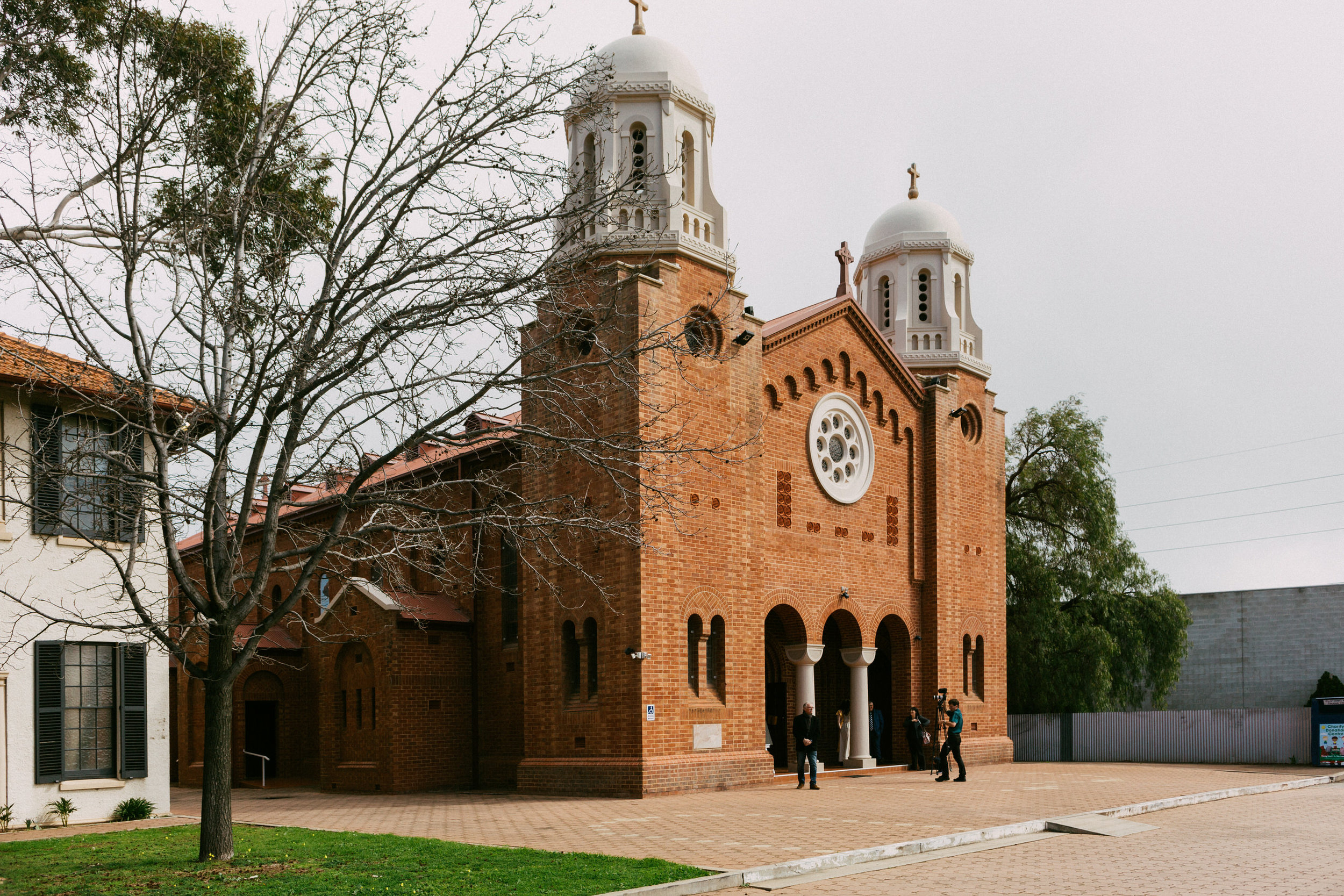 Adelaide Wedding Church Smoke Bomb Serafino 035.jpg