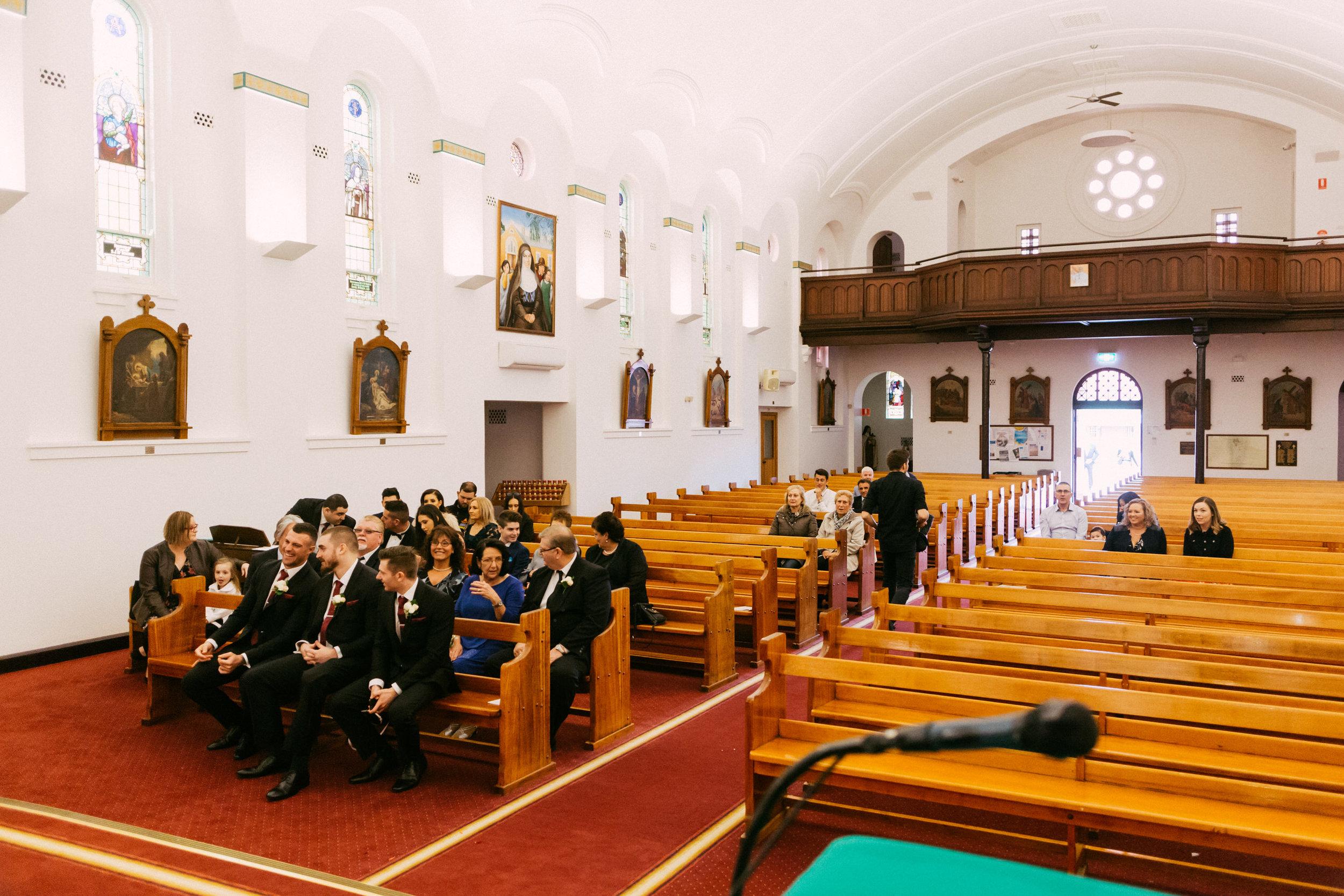 Adelaide Wedding Church Smoke Bomb Serafino 037.jpg