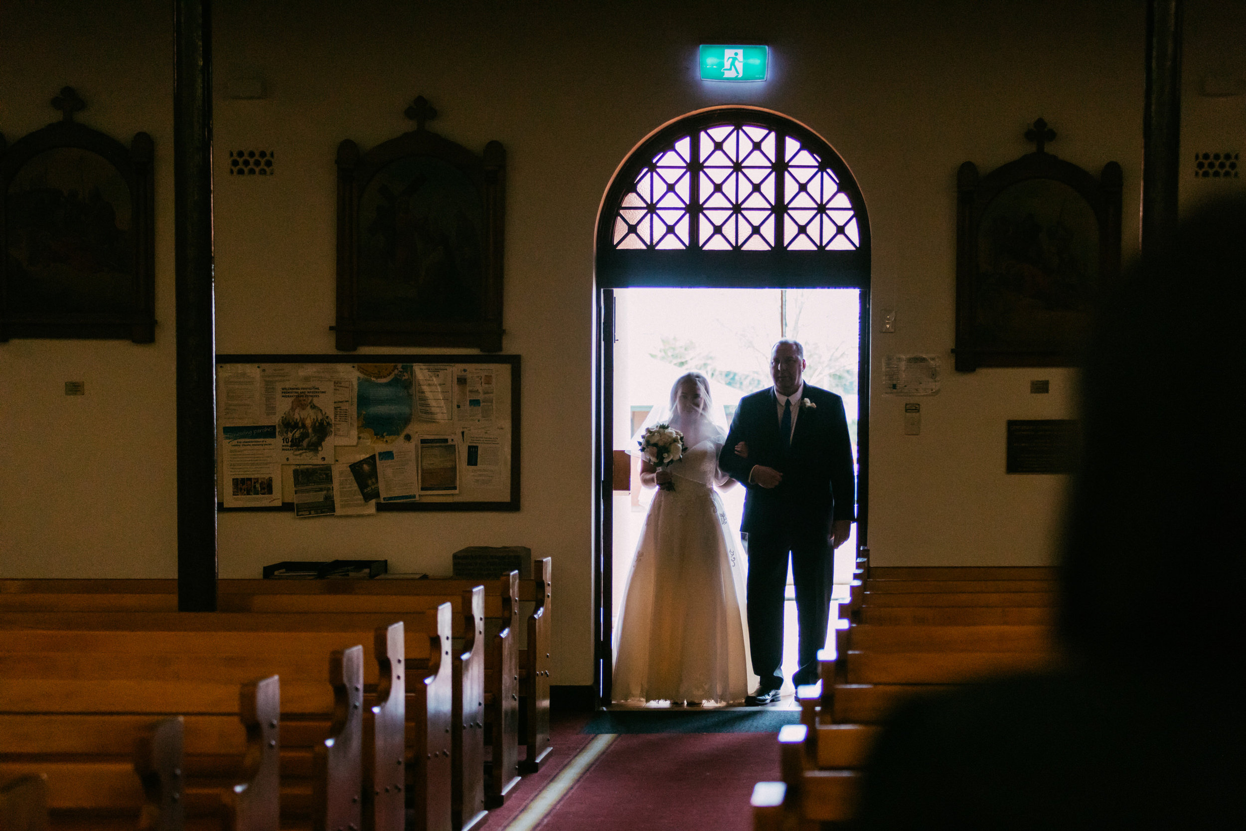 Adelaide Wedding Church Smoke Bomb Serafino 052.jpg