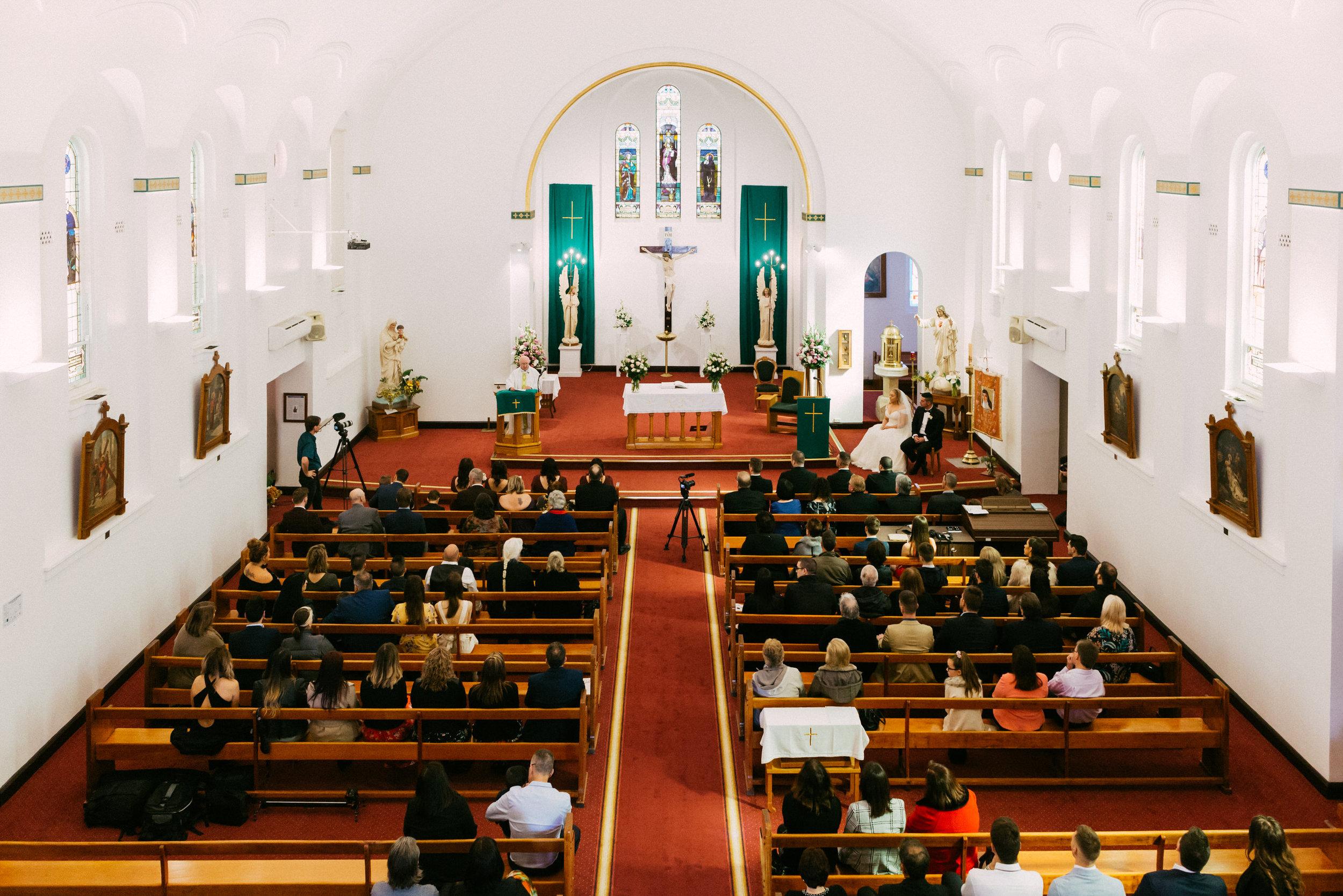 Adelaide Wedding Church Smoke Bomb Serafino 060.jpg