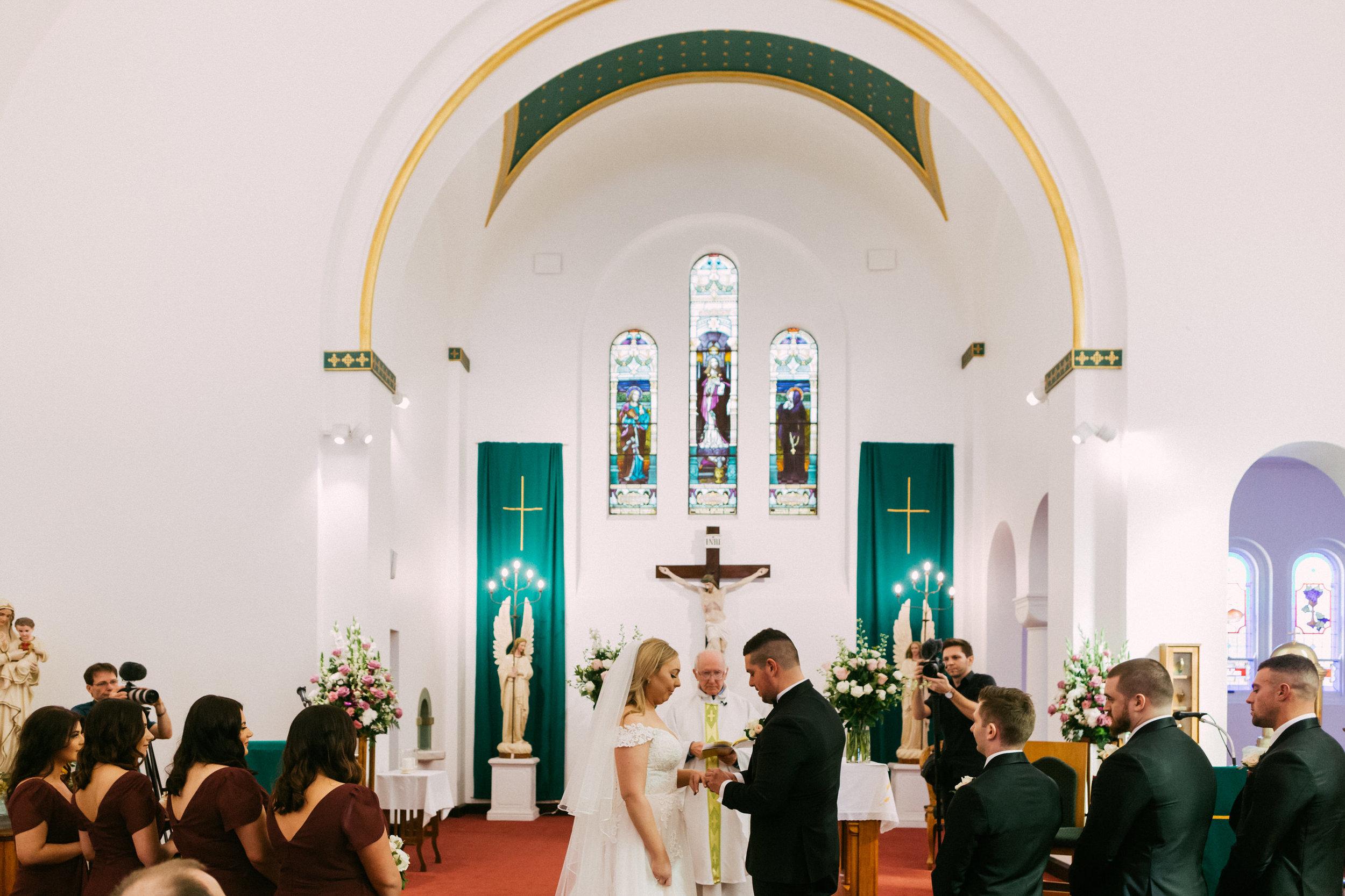 Adelaide Wedding Church Smoke Bomb Serafino 066.jpg