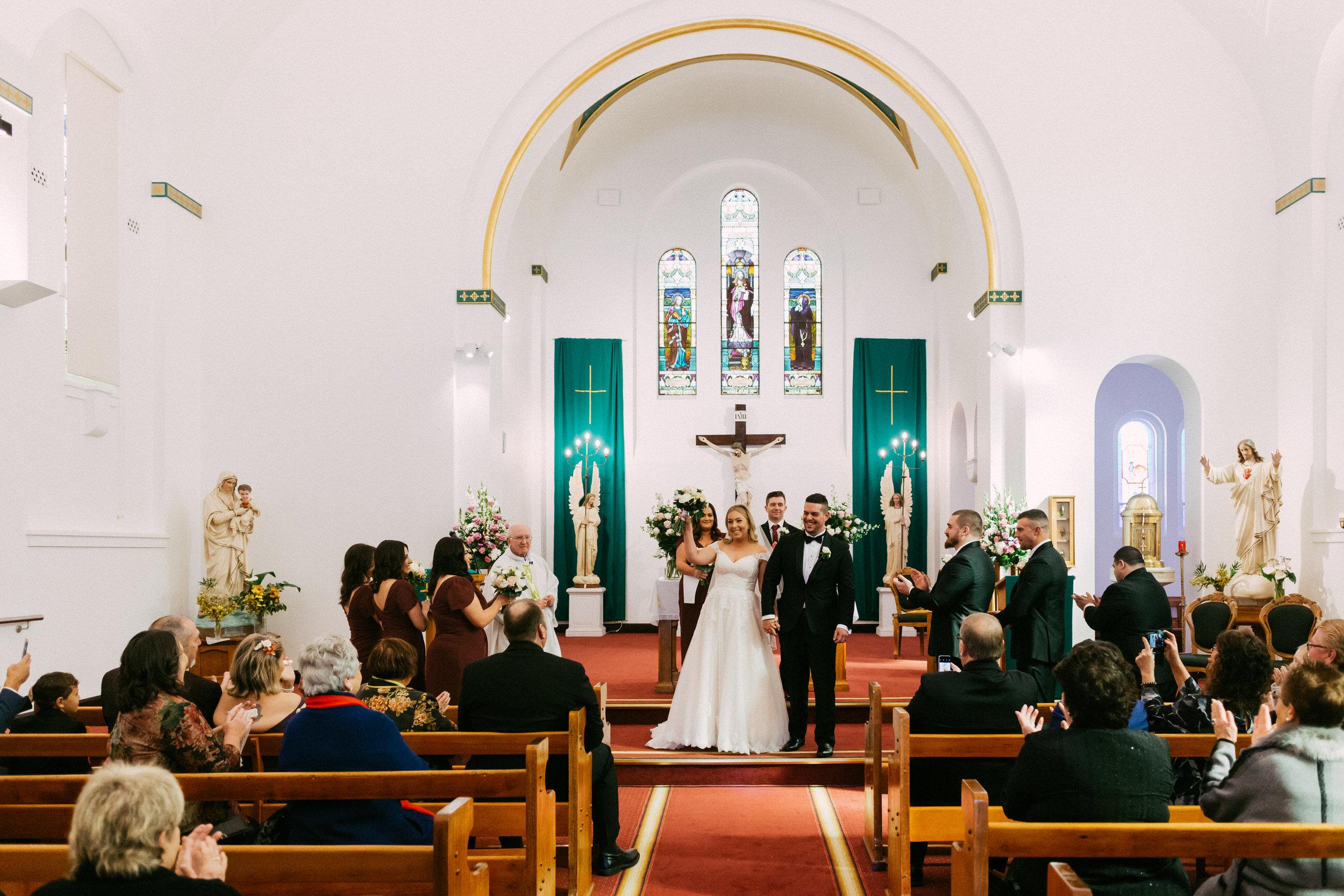 Adelaide Wedding Church Smoke Bomb Serafino 075.jpg