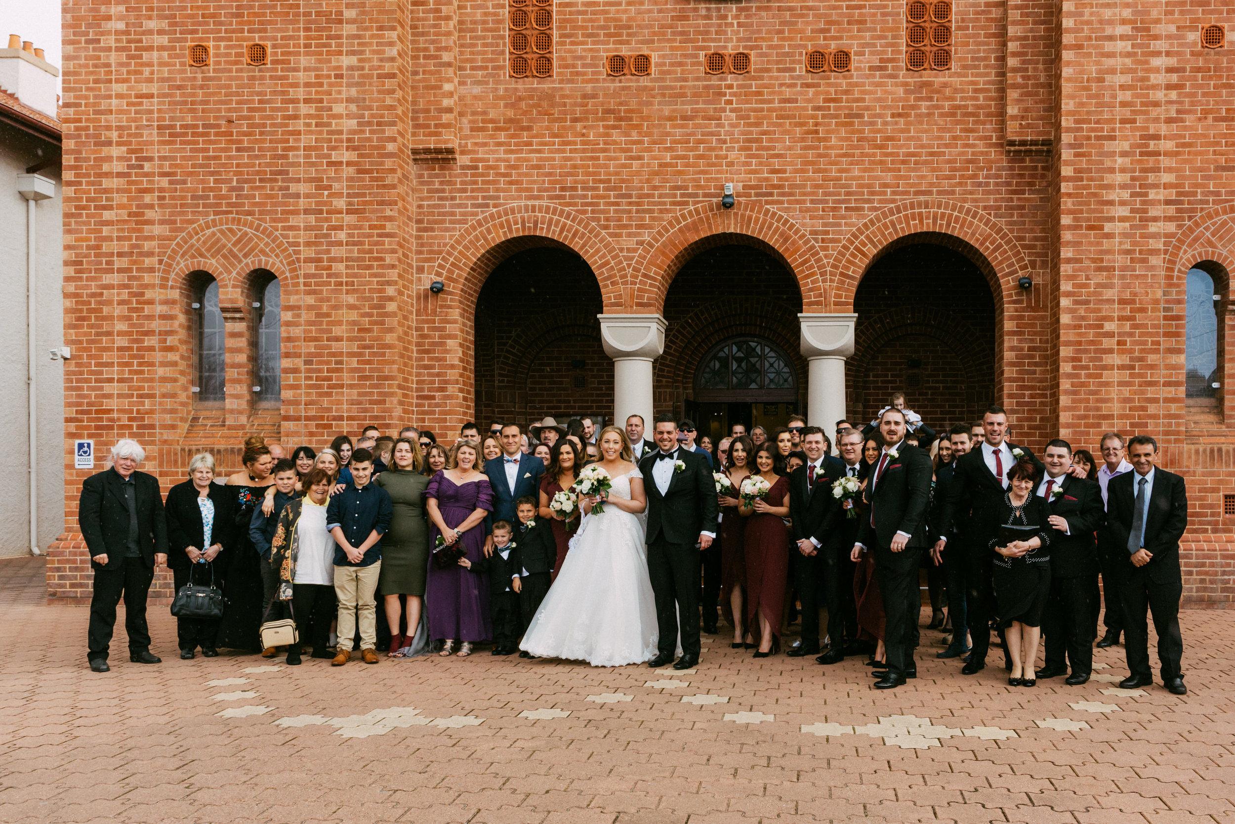 Adelaide Wedding Church Smoke Bomb Serafino 080.jpg