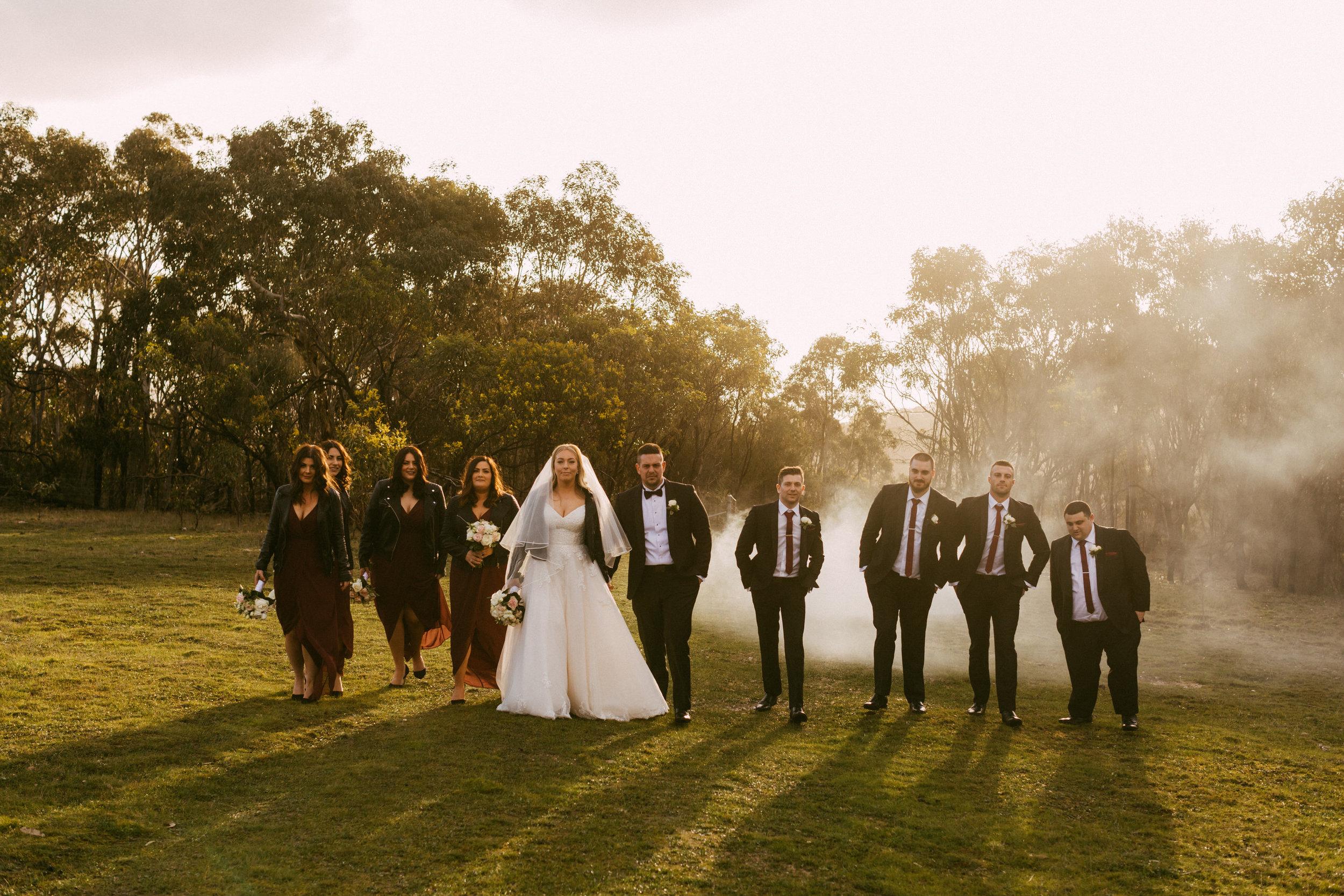 Adelaide Wedding Church Smoke Bomb Serafino 104.jpg