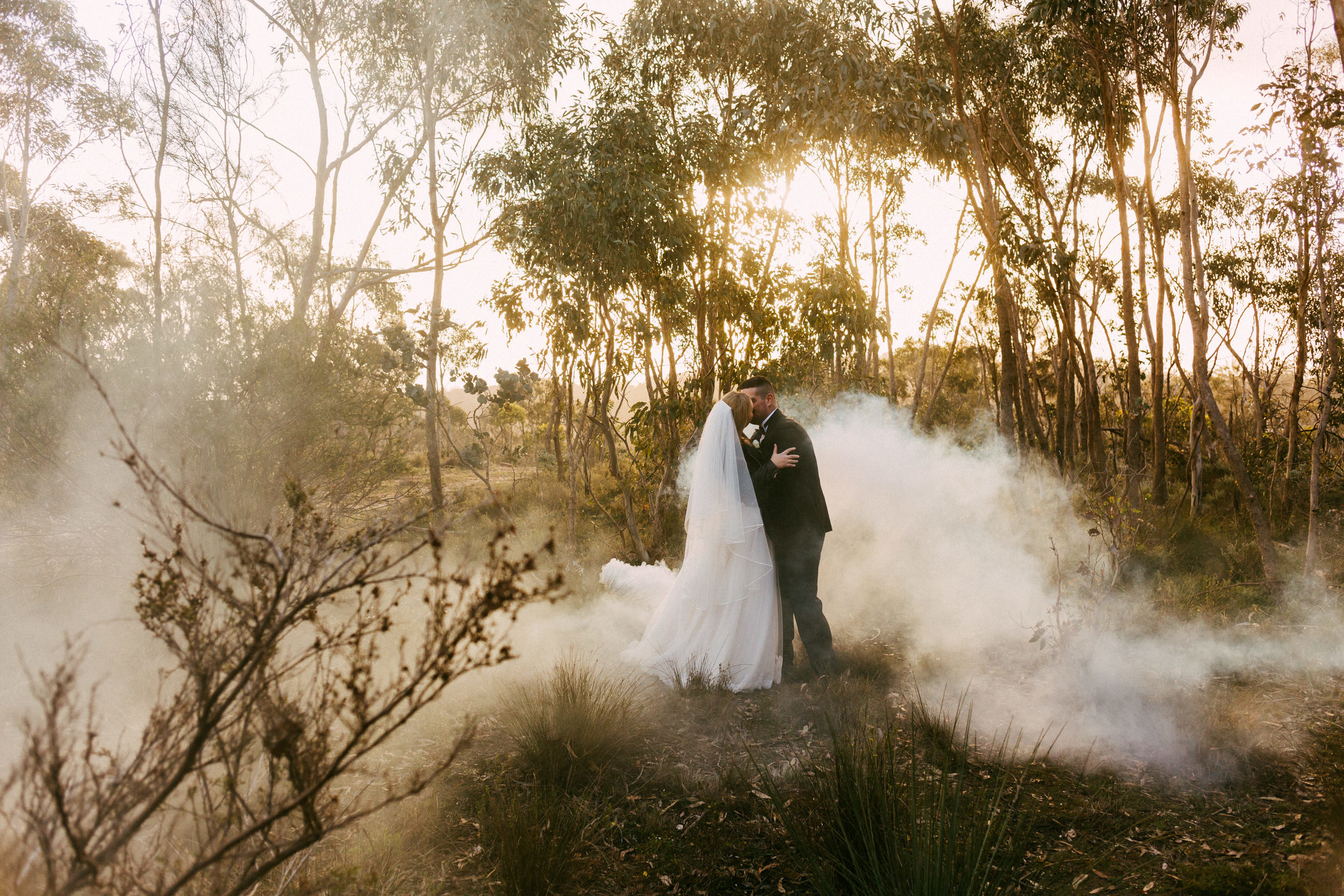 Adelaide Wedding Church Smoke Bomb Serafino 107.jpg