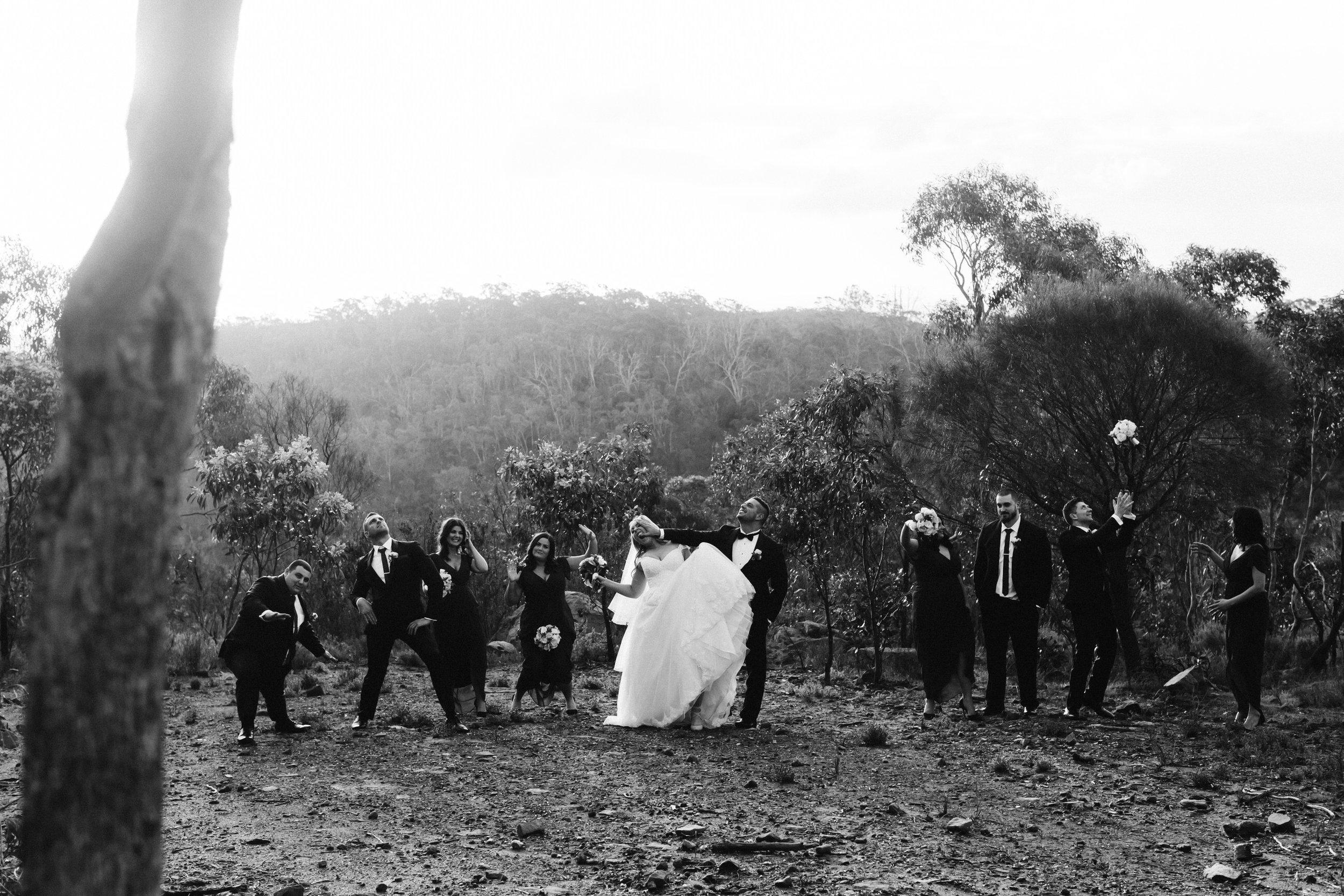 Adelaide Wedding Church Smoke Bomb Serafino 113.jpg
