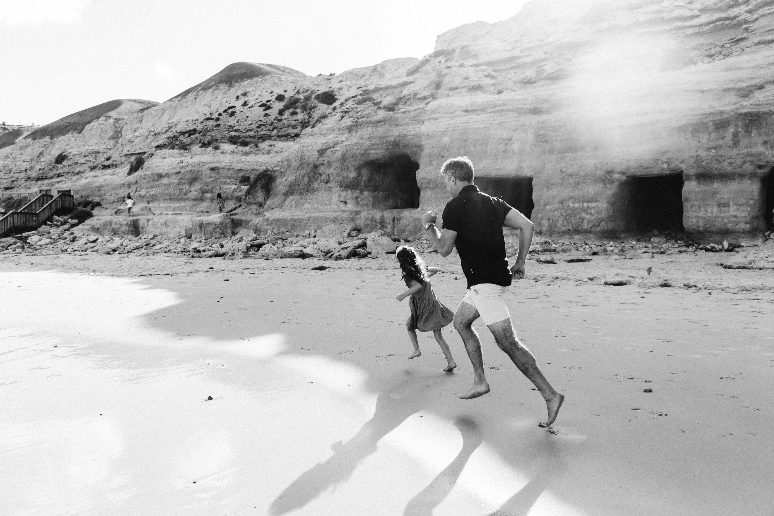 Natural Portraits for Large Family on Beach South Australia 005.JPG