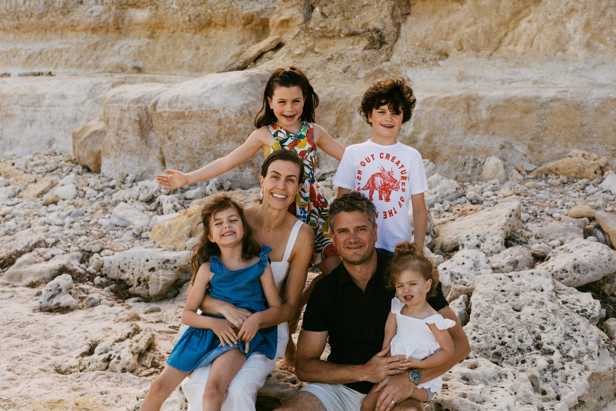 Natural Portraits for Large Family on Beach South Australia 009.JPG