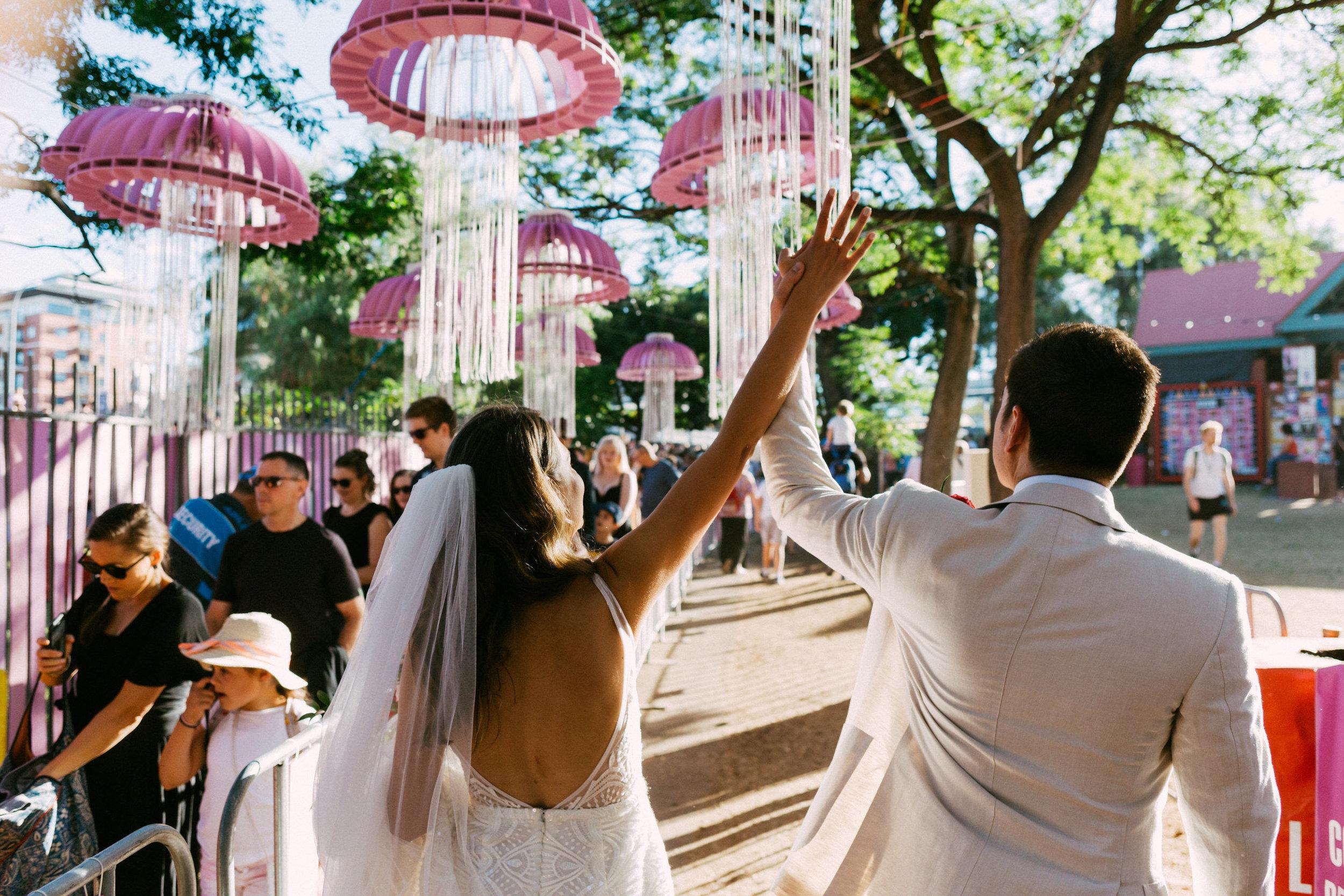 Adelaide City Fringe Garden Unearthly Delight Wedding 079.jpg