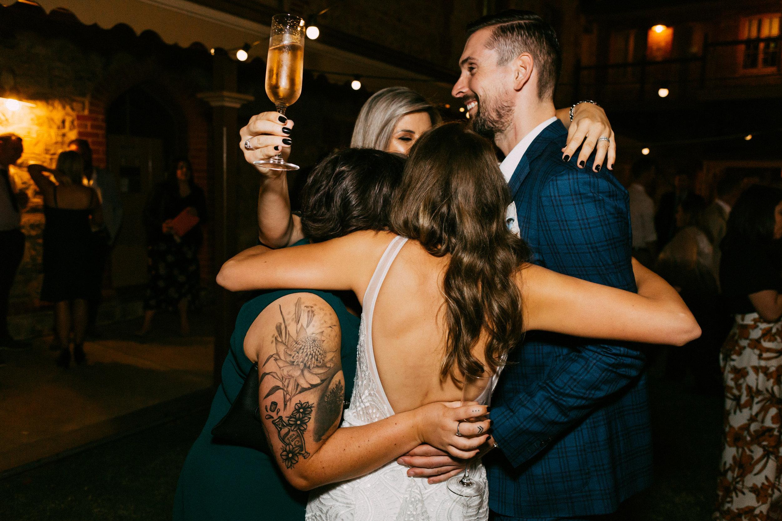 Adelaide City Fringe Garden Unearthly Delight Wedding 122.jpg