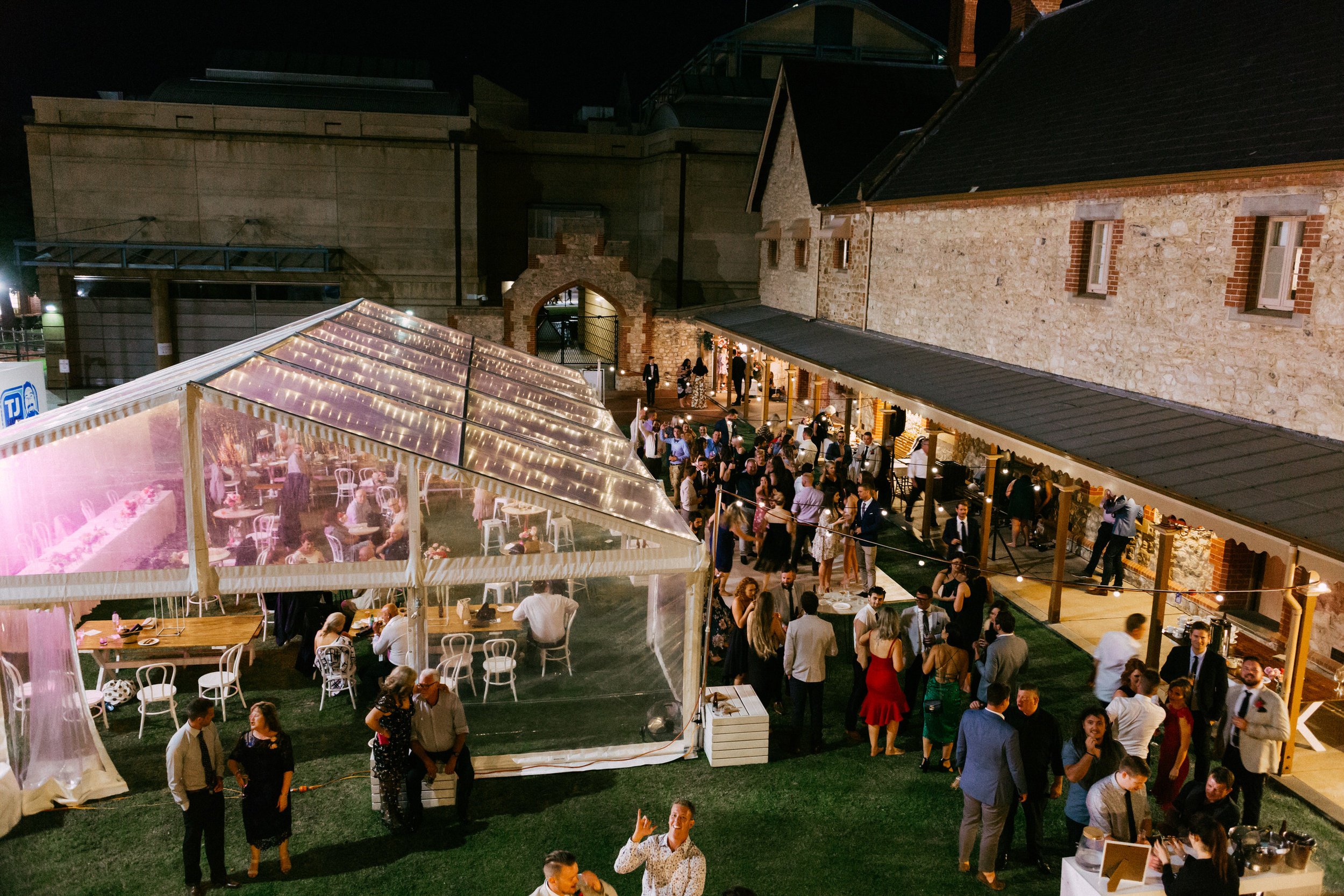 Adelaide City Fringe Garden Unearthly Delight Wedding 132.jpg