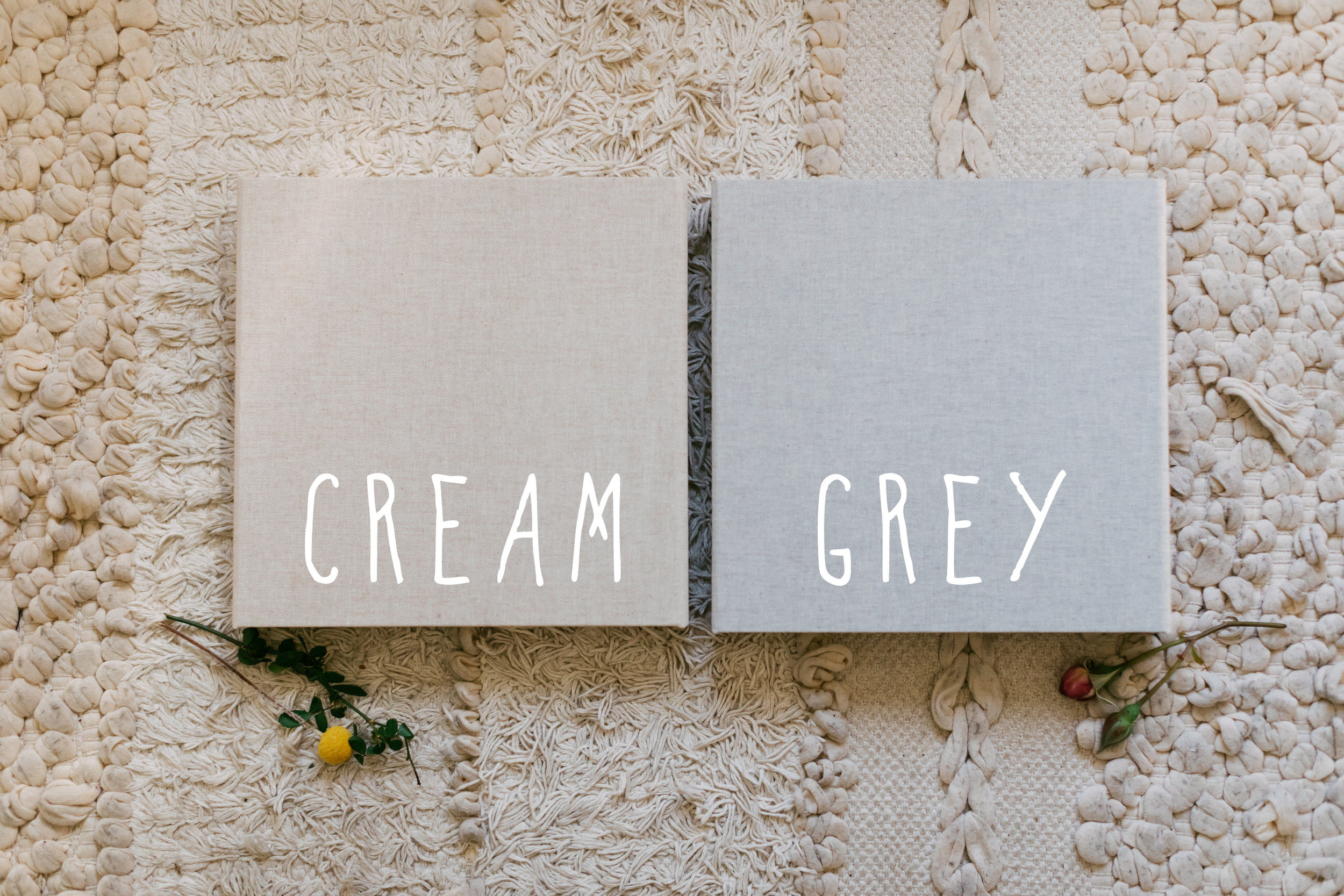 Cream vs Grey