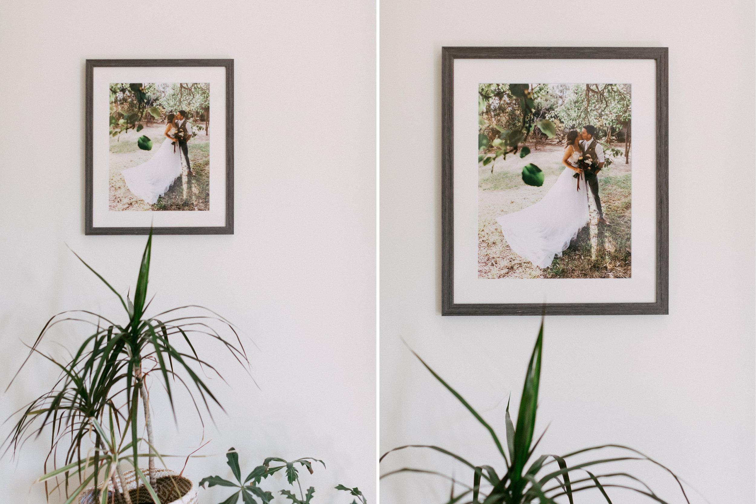 Framed Fine Art Wall Print