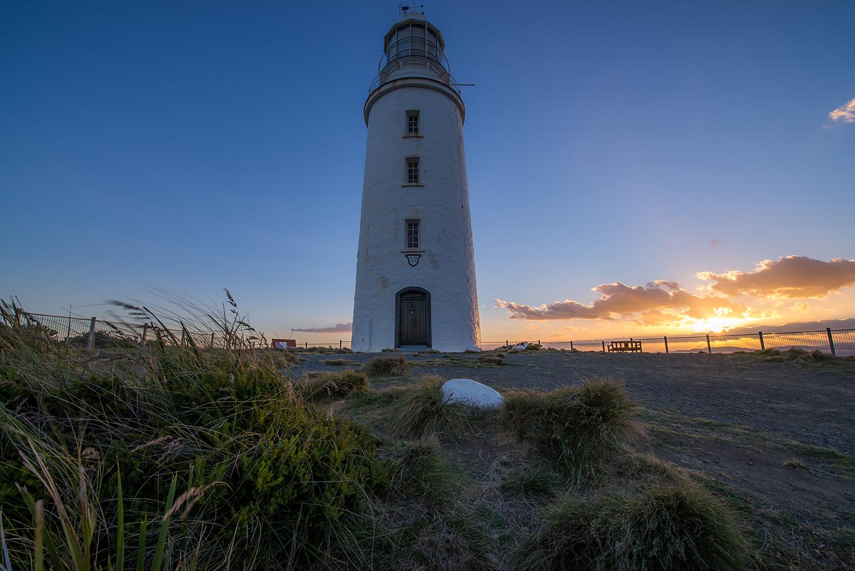 Bruny Island Light House Sunset - Bruny Island - Tasmania - Wilkography