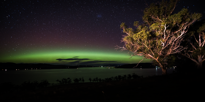 Aurora Australis - Tasmania - Wilkography