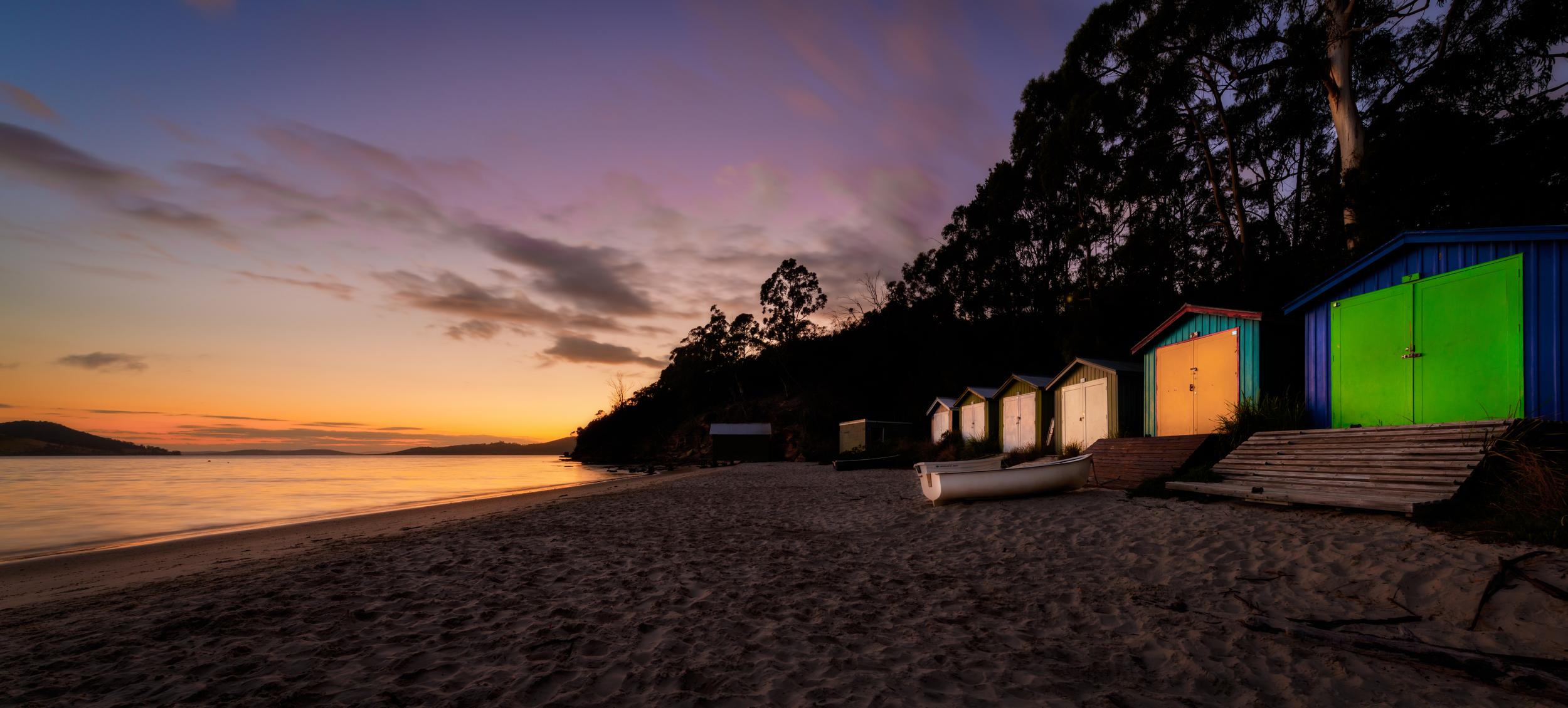 Conningham Sunrise - Tasmania - Wilkography.jpg