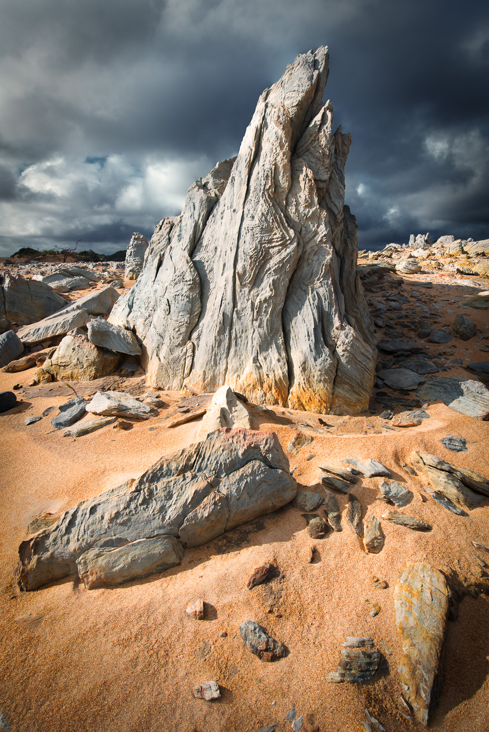 Tasmanian Photography - Elemental Forces - WILKOGRAPHY.jpg