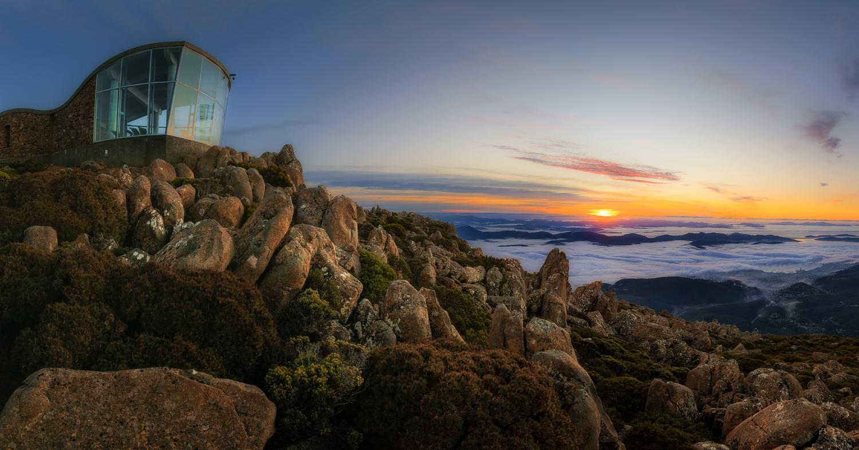 Tasmanian Photography - Good Morning Hobart - WILKOGRAPHY.jpg