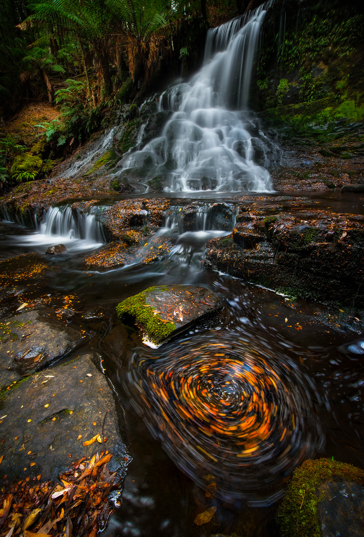 Tasmanian Photography - Horseshoe Falls - WILKOGRAPHY.jpg