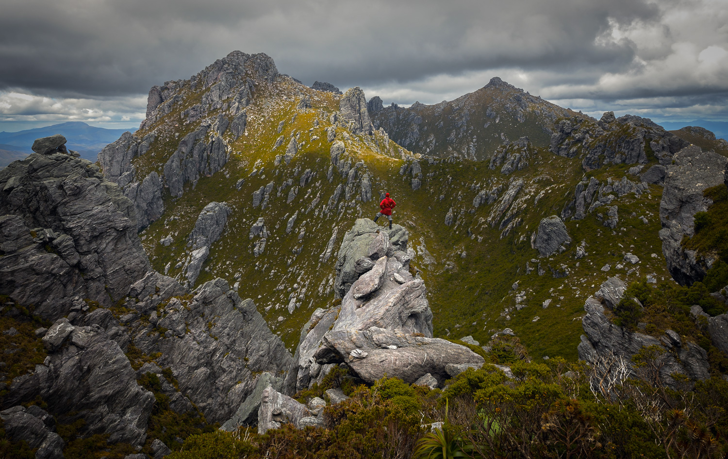 Tasmanian Photography - Little Red Hiking Hood - WILKOGRAPHY.jpg