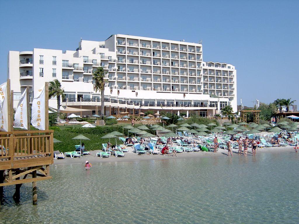 Kamp Tesisi: labranda alaçatı prıncess hotel
