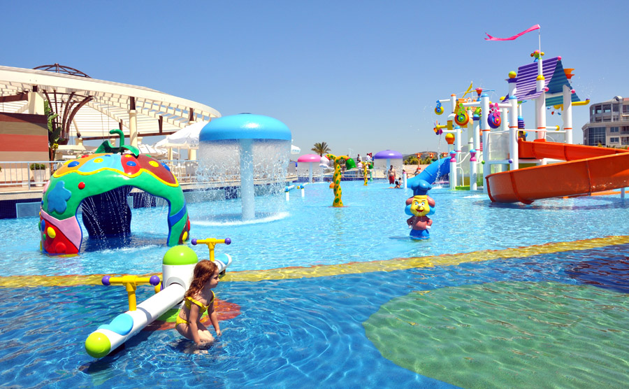 AQUA TOY CITY GEZİSİ