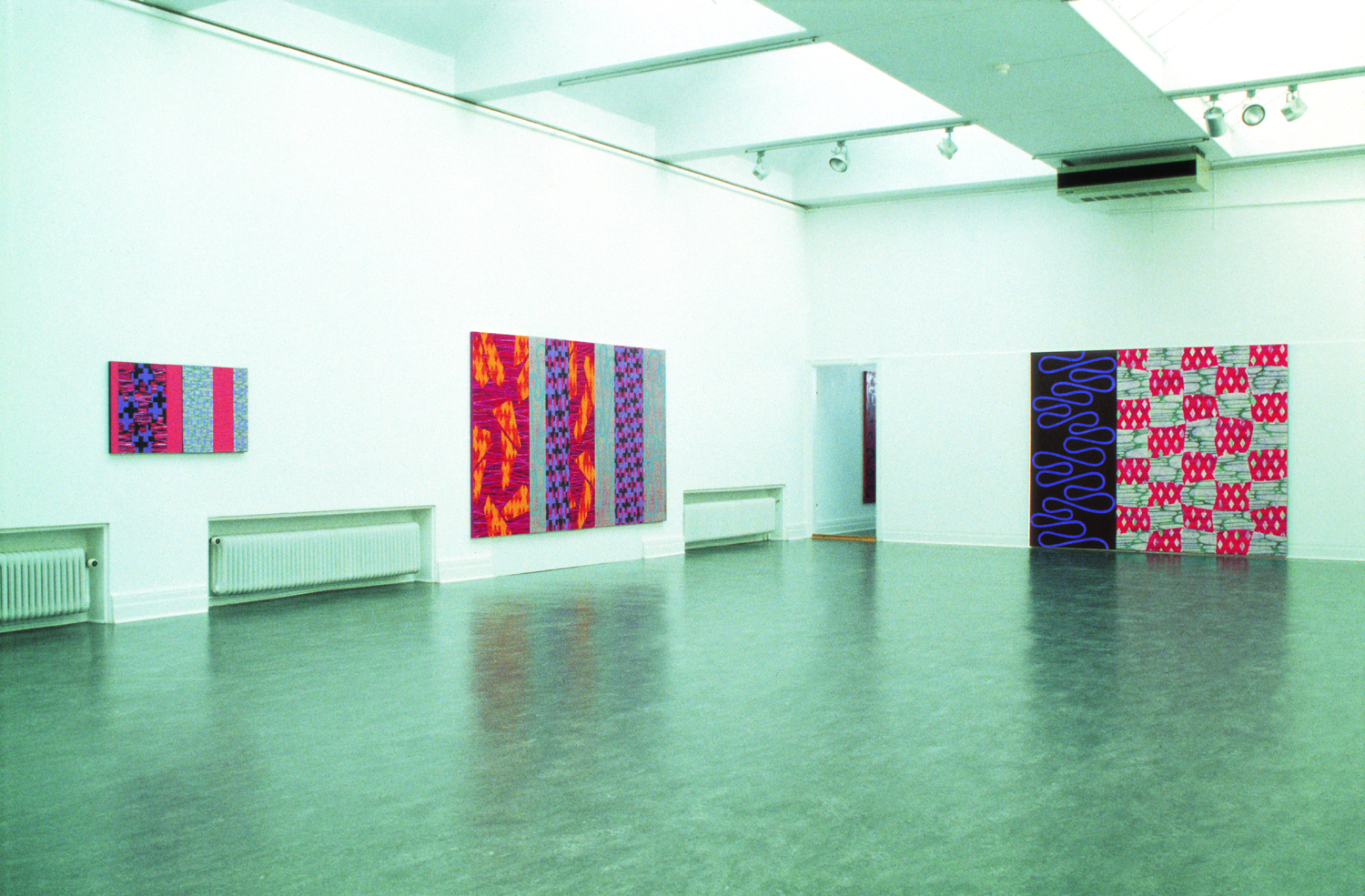 14 A installation view Ystad Art Museum Sweden 1997 1.jpg
