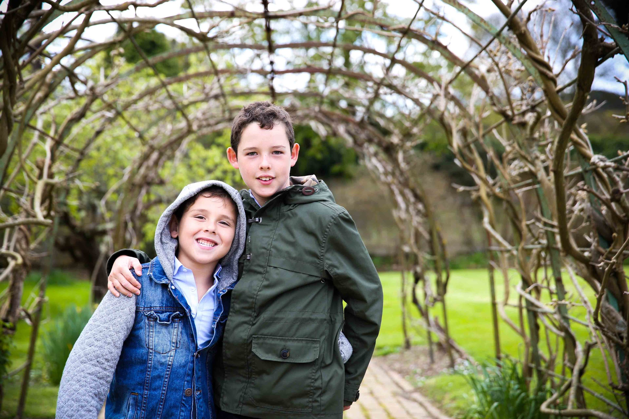 """""""I'm quite blown away by how amazing they are - a real treasure of the occasion! I wanted family shots to celebrate two special birthdays and I'm so glad I booked Bubble&Bean. Soph was great with the kids and reluctant adults to get the best shots - and believe me, everyone has complimented me since as overjoyed with the photos. We will be rebooking...thoroughly recommended!"""" Victoria"""