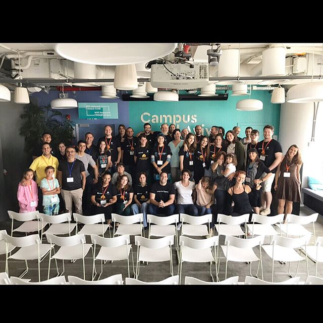 Big thank you and congrats to all the participants, the judges, the supervisors, the advisors  and the mentors and of course our amazing #community at #blockchainisrael. #hackathon #blockchainforsocialimpact #blockchainisrael #july12 #2018 #amazingevent #TelAviv #innovation #thisisus #weareblockchainisrael #thankyou